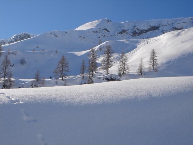 Foto: Manfred Karl / Ski Tour / Liebeseck, 2303m / 24.12.2008 06:04:34