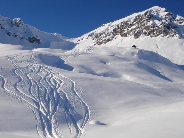 Foto: Manfred Karl / Ski Tour / Liebeseck, 2303m / 24.12.2008 06:03:50