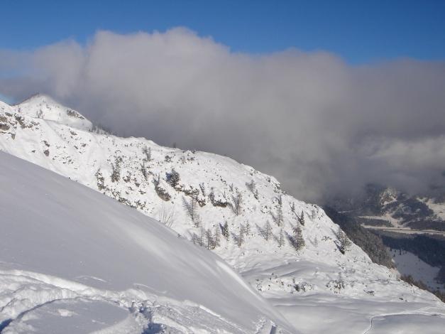 Foto: Manfred Karl / Skitour / Liebeseck, 2303m / 24.12.2008 06:03:36