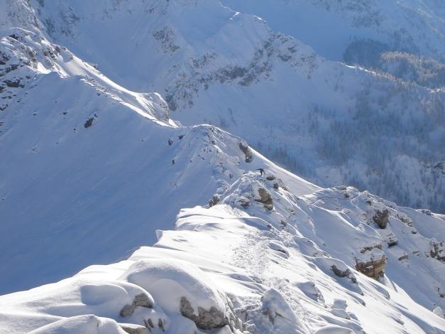 Foto: Manfred Karl / Ski Tour / Liebeseck, 2303m / 24.12.2008 06:03:14