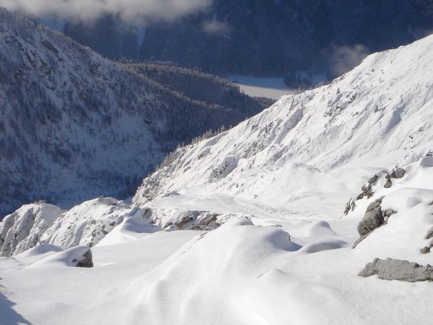 Foto: Manfred Karl / Ski Tour / Liebeseck, 2303m / 24.12.2008 06:03:02