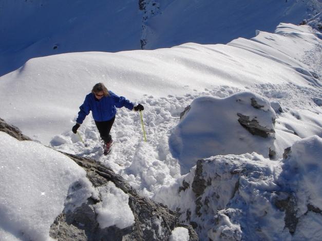 Foto: Manfred Karl / Ski Tour / Liebeseck, 2303m / 24.12.2008 06:02:48