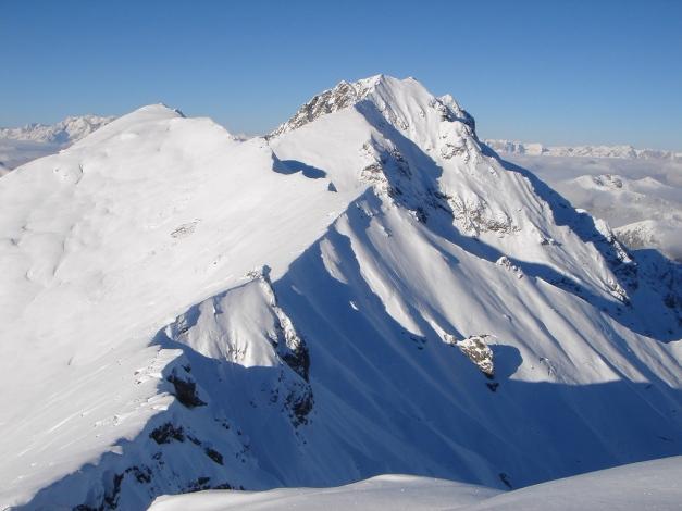 Foto: Manfred Karl / Ski Tour / Liebeseck, 2303m / Bernkarkogel - Ennskraxen / 24.12.2008 06:02:36