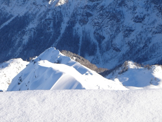 Foto: Manfred Karl / Ski Tour / Liebeseck, 2303m / 24.12.2008 06:01:54