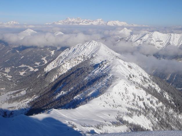 Foto: Manfred Karl / Ski Tour / Liebeseck, 2303m / 24.12.2008 06:01:40