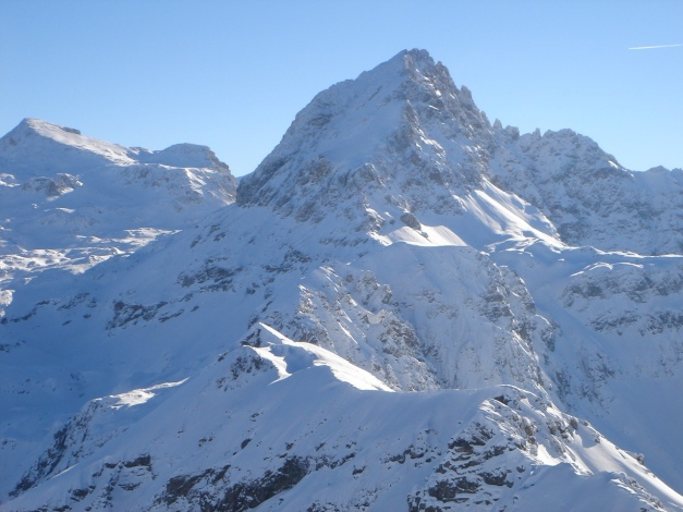 Foto: Manfred Karl / Skitour / Liebeseck, 2303m / Faulkogel / 24.12.2008 06:00:59