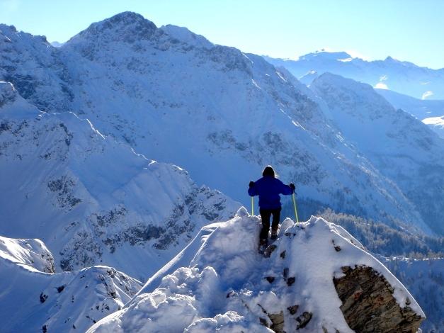 Foto: Manfred Karl / Ski Tour / Liebeseck, 2303m / 24.12.2008 06:00:33