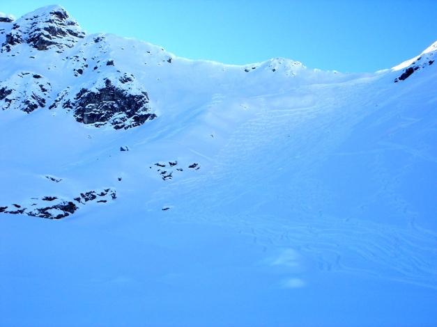 Foto: Manfred Karl / Ski Tour / Liebeseck, 2303m / 24.12.2008 05:59:11