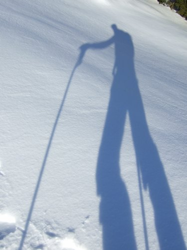 Foto: hofchri / Skitour / Eibleck, 1518m / 08.01.2009 20:22:27