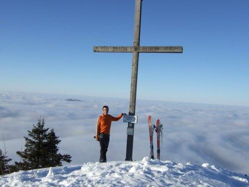 Foto: hofchri / Skitour / Eibleck, 1518m / 08.01.2009 20:22:38