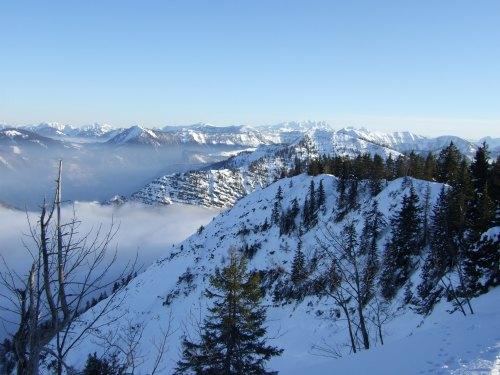 Foto: hofchri / Skitour / Eibleck, 1518m / 08.01.2009 20:22:45