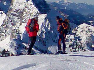 Foto: bergwolf / Ski Tour / Tamischbachturm,  2035 m / 29.01.2009 11:50:31