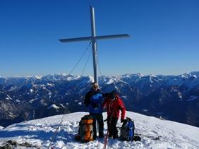 Foto: bergwolf / Ski Tour / Tamischbachturm,  2035 m / 29.01.2009 11:58:56