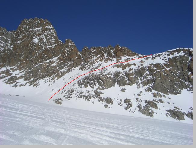 Foto: gre weg / Skitour / Lisenser Fernerkogel, 3298m / Plattige Wand / 23.04.2008 08:22:36