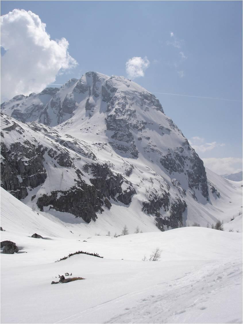 Foto: gumpiand / Skitour / Schneibstein, 2276m - Kleine Reibn / 10.10.2009 09:28:24