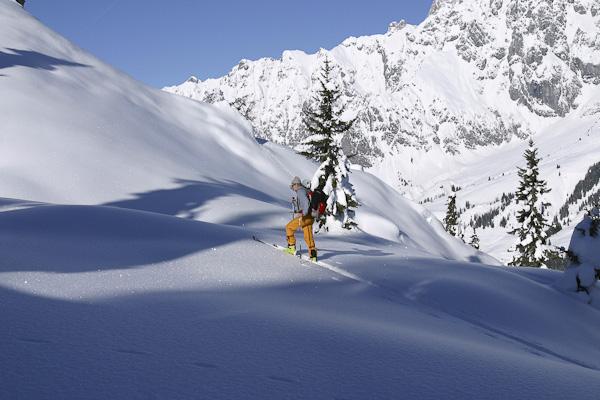 Foto: Christian Schickmayr / Ski Tour / Schneebergkreuz, 1938m / 22.03.2011 11:21:19