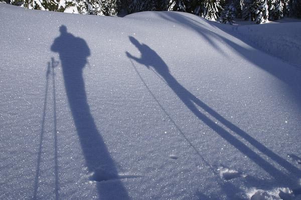 Foto: Christian Schickmayr / Ski Tour / Schneebergkreuz, 1938m / 22.03.2011 11:21:27