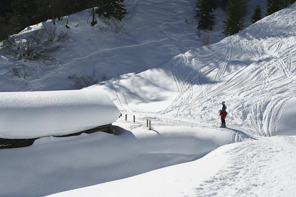Foto: Christian Schickmayr / Ski Tour / Schneebergkreuz, 1938m / 22.03.2011 11:20:55