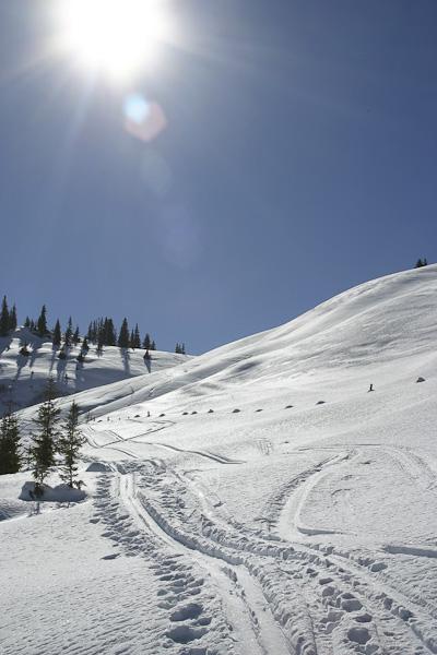 Foto: Christian Schickmayr / Ski Tour / Schneebergkreuz, 1938m / 22.03.2011 11:20:25