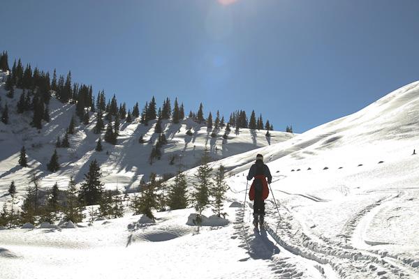 Foto: Christian Schickmayr / Ski Tour / Schneebergkreuz, 1938m / 22.03.2011 11:20:15
