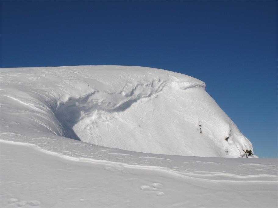 Foto: ksc / Ski Tour / Von Gosau auf den Hoch Kalmberg, 1833m / 30.01.2011 13:30:55