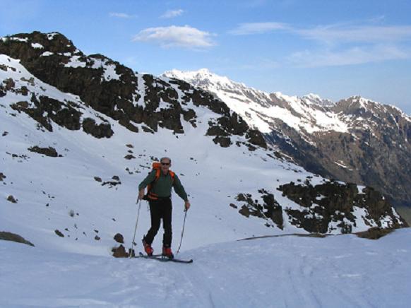 Foto: Andreas Koller / Ski Tour / Vom Enzingerboden auf den Hocheiser, 3206m / 29.01.2009 19:56:43