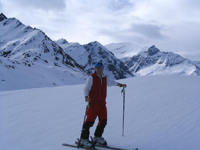 Foto: Andreas Koller / Ski Tour / Vom Enzingerboden auf den Hocheiser, 3206m / 29.01.2009 19:56:38