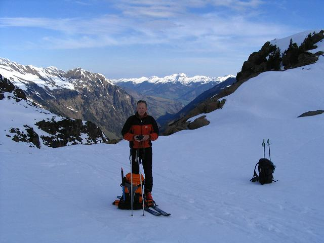 Foto: Andreas Koller / Ski Tour / Vom Enzingerboden auf den Hocheiser, 3206m / 29.01.2009 19:56:33