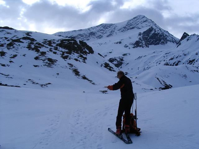 Foto: Andreas Koller / Ski Tour / Vom Enzingerboden auf den Hocheiser, 3206m / 29.01.2009 19:56:28