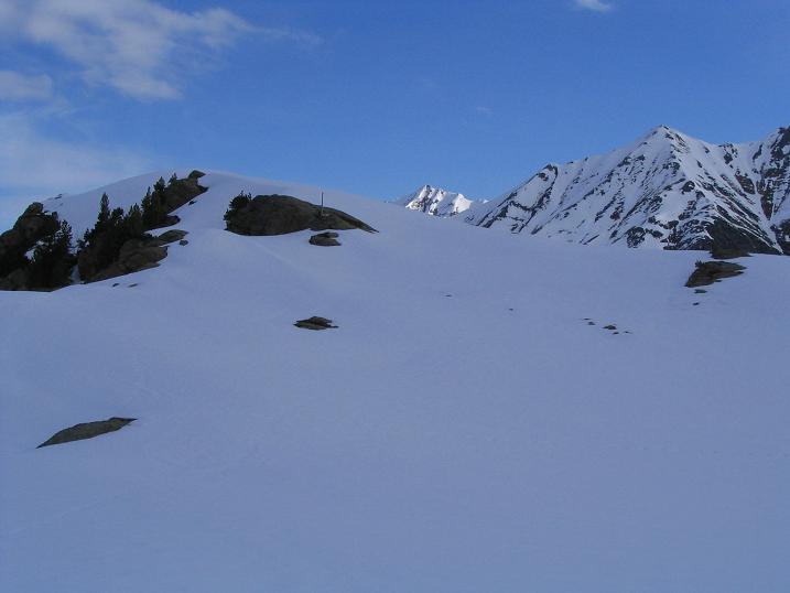 Foto: Andreas Koller / Ski Tour / Vom Enzingerboden auf den Hocheiser, 3206m / 29.01.2009 19:56:21