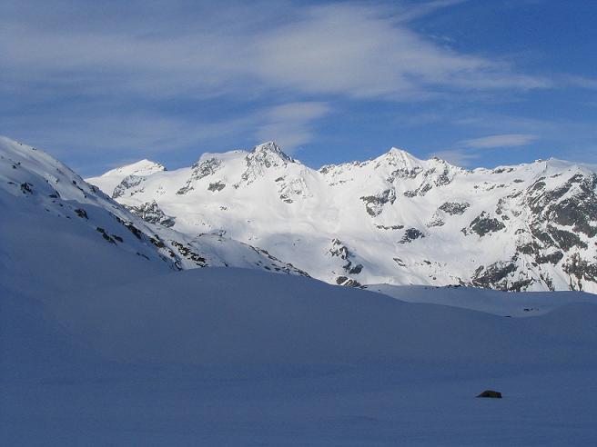 Foto: Andreas Koller / Ski Tour / Vom Enzingerboden auf den Hocheiser, 3206m / 29.01.2009 19:56:06