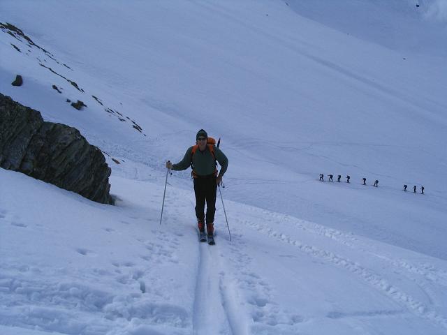 Foto: Andreas Koller / Ski Tour / Vom Enzingerboden auf den Hocheiser, 3206m / 29.01.2009 19:55:59