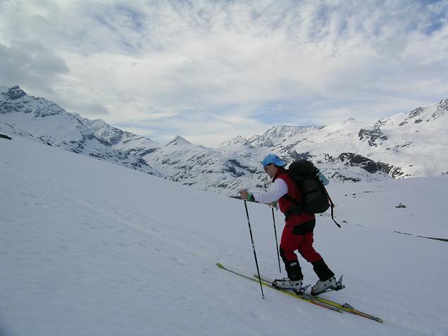 Foto: Andreas Koller / Ski Tour / Vom Enzingerboden auf den Hocheiser, 3206m / 29.01.2009 19:55:54