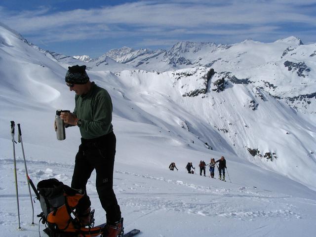 Foto: Andreas Koller / Ski Tour / Vom Enzingerboden auf den Hocheiser, 3206m / 29.01.2009 19:55:49