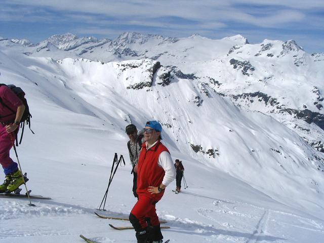 Foto: Andreas Koller / Ski Tour / Vom Enzingerboden auf den Hocheiser, 3206m / 29.01.2009 19:55:35