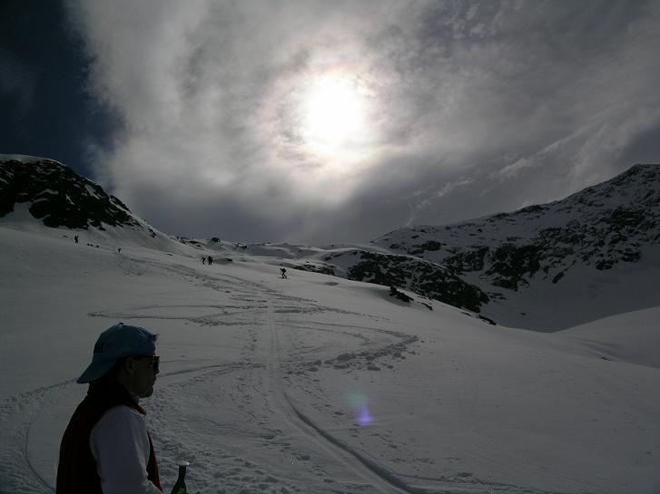 Foto: Andreas Koller / Ski Tour / Vom Enzingerboden auf den Hocheiser, 3206m / 29.01.2009 19:55:14