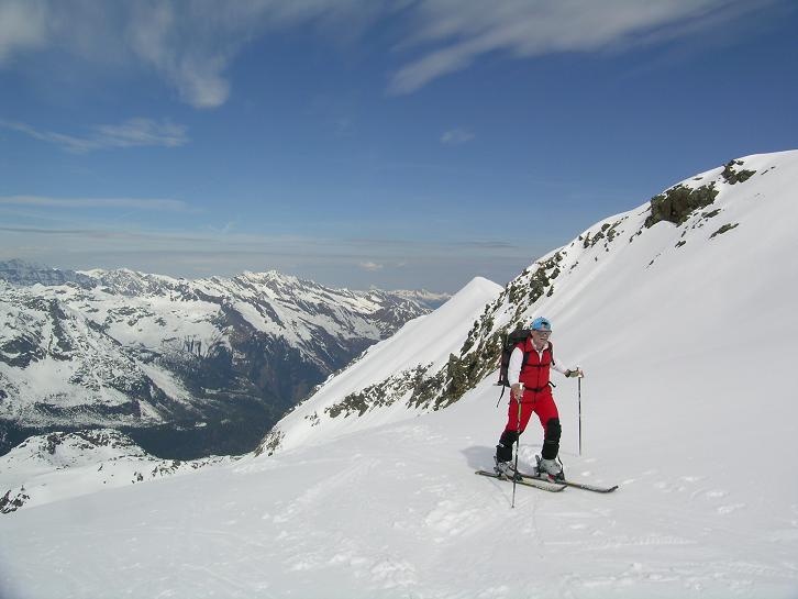 Foto: Andreas Koller / Ski Tour / Vom Enzingerboden auf den Hocheiser, 3206m / 29.01.2009 19:55:07