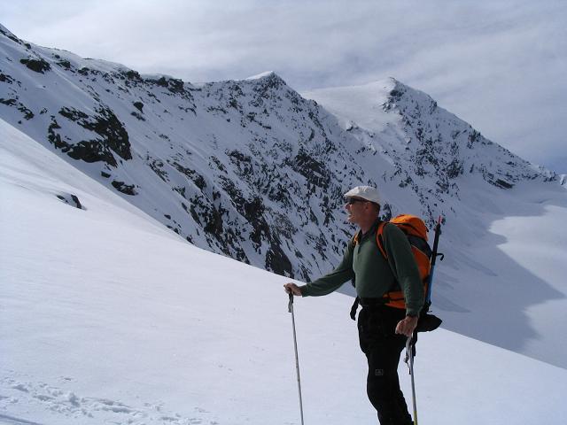Foto: Andreas Koller / Ski Tour / Vom Enzingerboden auf den Hocheiser, 3206m / 29.01.2009 19:54:58