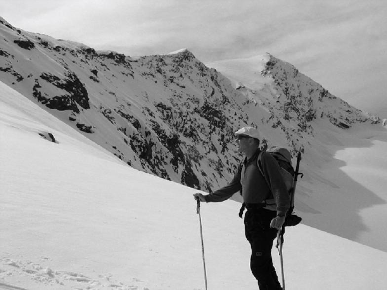 Foto: Andreas Koller / Ski Tour / Vom Enzingerboden auf den Hocheiser, 3206m / 29.01.2009 19:54:41