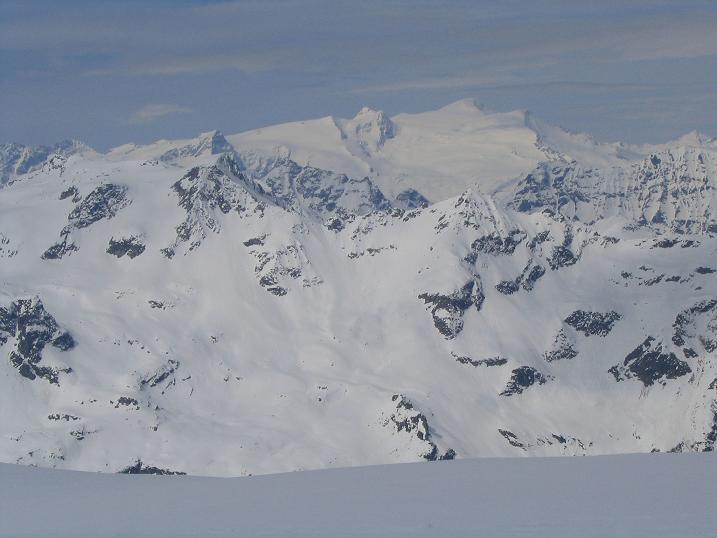 Foto: Andreas Koller / Ski Tour / Vom Enzingerboden auf den Hocheiser, 3206m / 29.01.2009 19:54:13