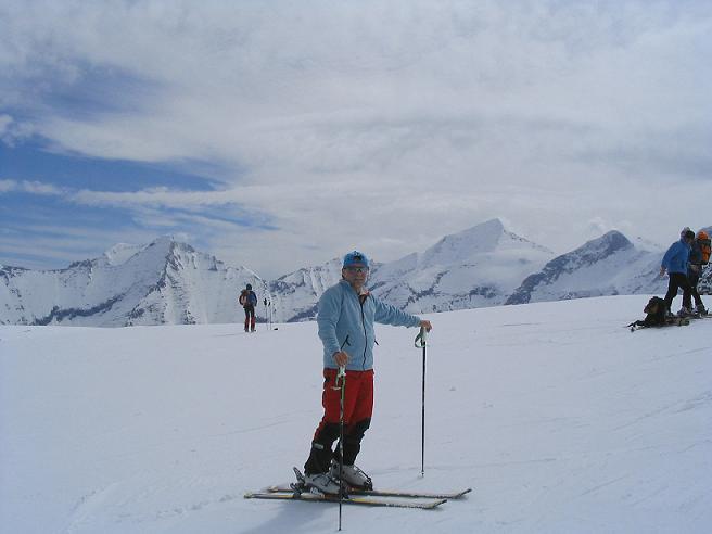 Foto: Andreas Koller / Ski Tour / Vom Enzingerboden auf den Hocheiser, 3206m / 29.01.2009 19:54:05