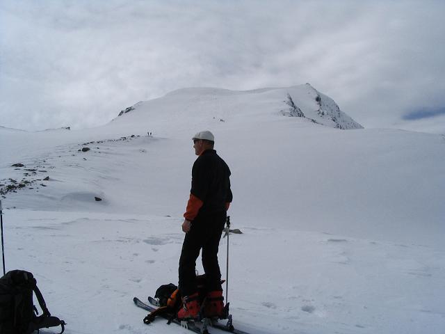 Foto: Andreas Koller / Ski Tour / Vom Enzingerboden auf den Hocheiser, 3206m / 29.01.2009 19:53:58