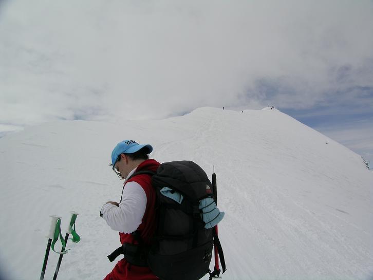 Foto: Andreas Koller / Ski Tour / Vom Enzingerboden auf den Hocheiser, 3206m / 29.01.2009 19:53:40