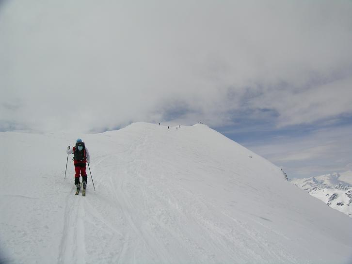 Foto: Andreas Koller / Ski Tour / Vom Enzingerboden auf den Hocheiser, 3206m / 29.01.2009 19:53:32