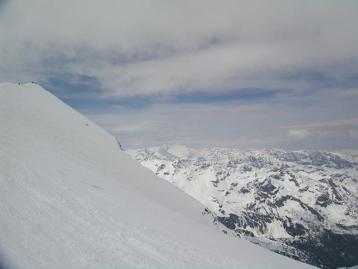 Foto: Andreas Koller / Ski Tour / Vom Enzingerboden auf den Hocheiser, 3206m / 29.01.2009 19:53:14