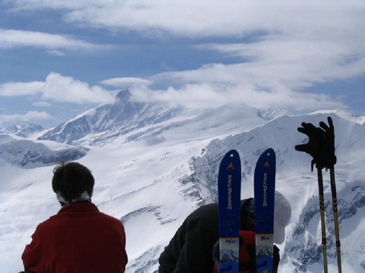 Foto: Andreas Koller / Ski Tour / Vom Enzingerboden auf den Hocheiser, 3206m / 29.01.2009 19:52:39