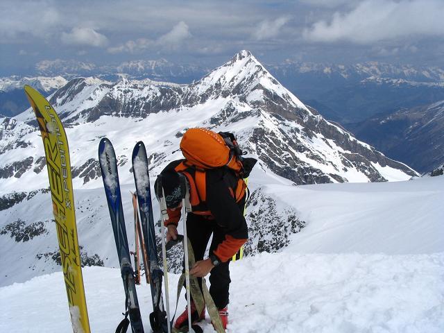 Foto: Andreas Koller / Ski Tour / Vom Enzingerboden auf den Hocheiser, 3206m / 29.01.2009 19:51:55