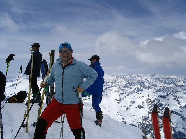 Foto: Andreas Koller / Ski Tour / Vom Enzingerboden auf den Hocheiser, 3206m / 29.01.2009 19:51:48