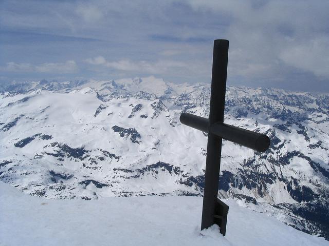 Foto: Andreas Koller / Ski Tour / Vom Enzingerboden auf den Hocheiser, 3206m / 29.01.2009 19:51:34