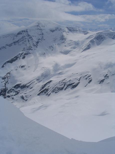 Foto: Andreas Koller / Ski Tour / Vom Enzingerboden auf den Hocheiser, 3206m / 29.01.2009 19:51:20